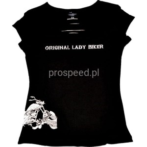 T-shirt damski Original Lady Biker - Choppers Division