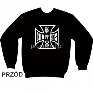 Bluza bez kaptura West Coast Choppers