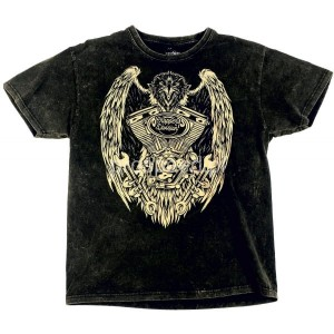T-shirt Eagle Trawiona - Choppers Division